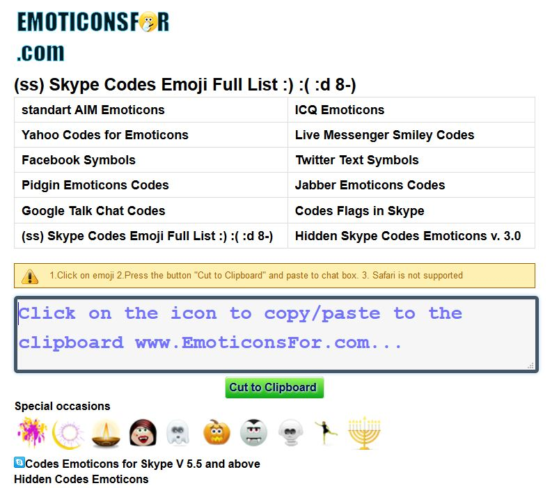 Emoticons and Political Correctness… A solution for we Men